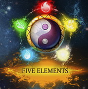 Five Elements Figure-mode