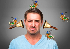 TCM Knowledge:Tinnitus and Deafness 01