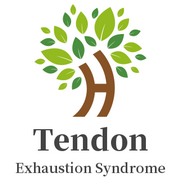 Tendon exhaustion.